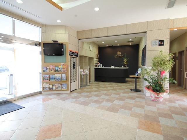 アパホテル<石垣島> ロビー