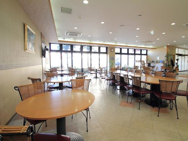 アパホテル<石垣島> 朝食会場