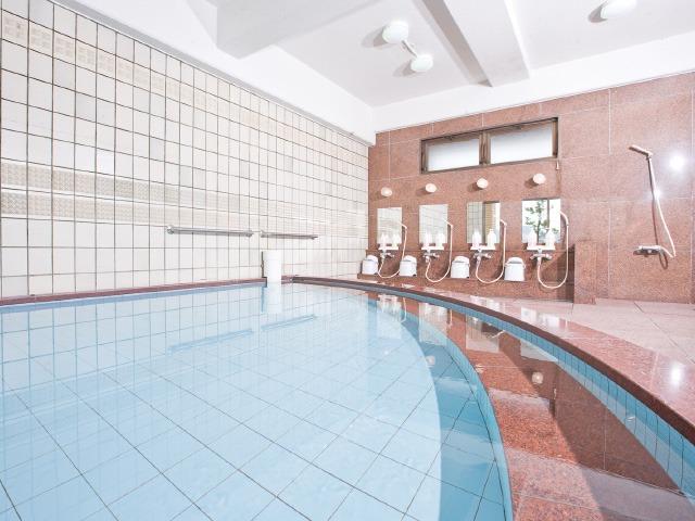 ホテル高砂 展望大浴場