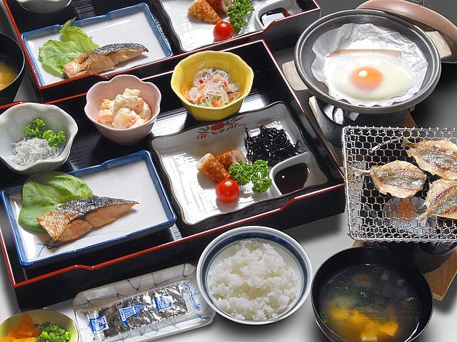 ホテル高砂 料理