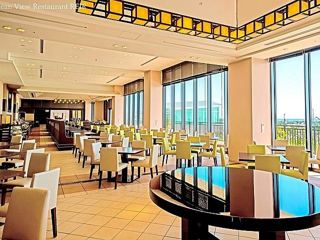 サザンビーチホテル&リゾート沖縄 オーシャンビューレストラン「レイール」