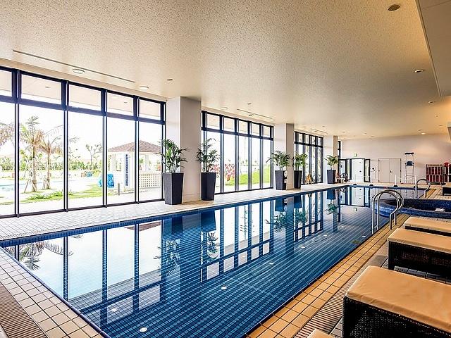 サザンビーチホテル&リゾート沖縄 インドアプール