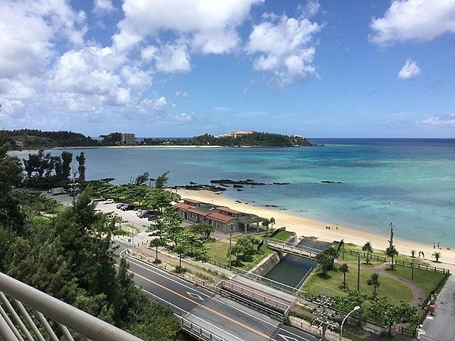 沖縄サンコーストホテル 景観