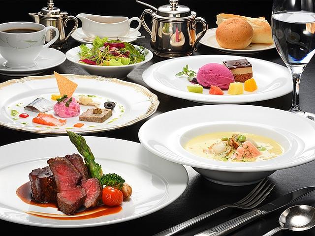 十和田プリンスホテル 2017プリンスディナー
