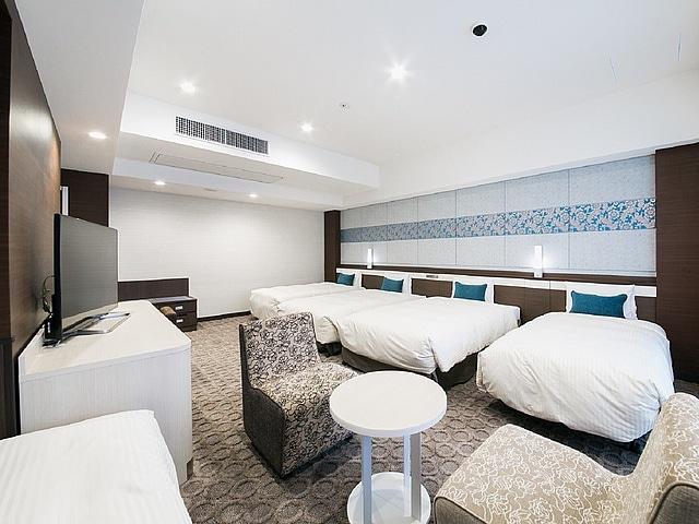 ベッセルホテルカンパーナ沖縄 【別館】ファミリールーム