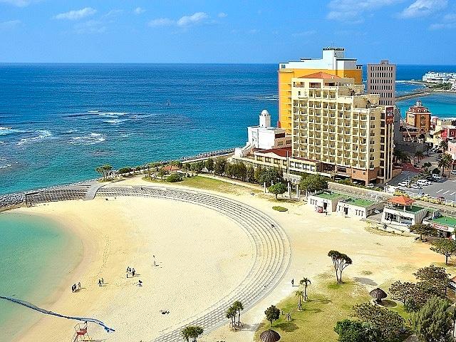 ベッセルホテルカンパーナ沖縄 外観