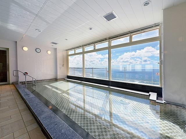 ベッセルホテルカンパーナ沖縄 本館浴場