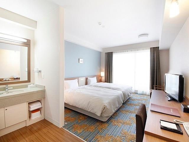 ベッセルホテルカンパーナ沖縄 【本館】スタンダードツインルーム