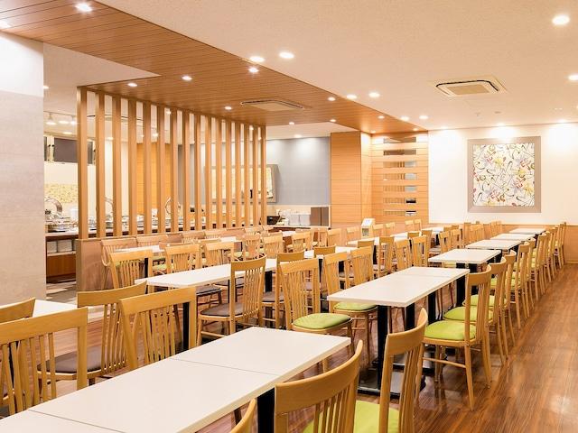 ベッセルホテル石垣島 朝食会場