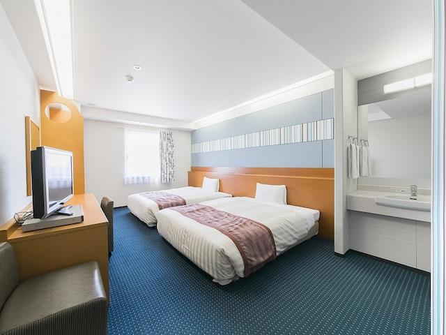 ベッセルホテル石垣島 ツイン(一例)