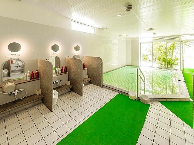 ホテルグランビューガーデン沖縄 大浴場