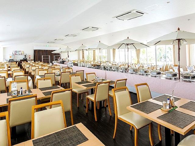 ホテルグランビューガーデン沖縄 レストラン「きらめき」