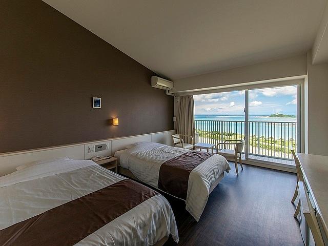 ホテルグランビューガーデン沖縄 オーシャンツイン
