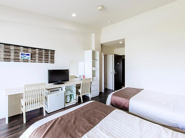 ホテルグランビューガーデン沖縄 コネクト