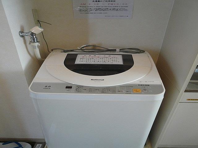 ホテルピースアイランド石垣イン八島 洗濯機