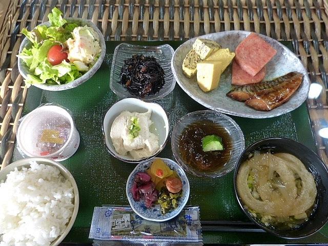 ホテルピースアイランド竹富島 朝食イメージ