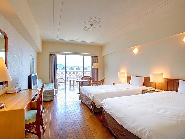 ホテルマハイナウエルネスリゾートオキナワ 客室一例