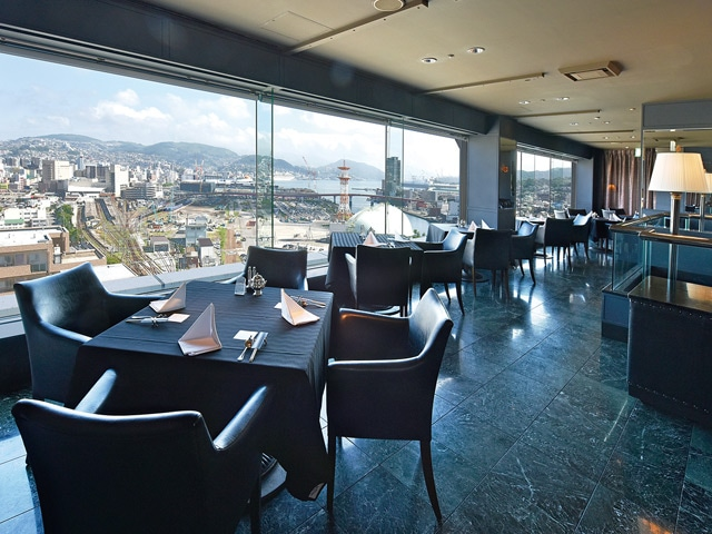 ザ・ホテル長崎BWプレミアコレクション レストラン「ニューヨークダイニング」