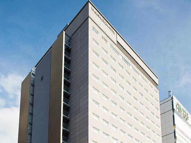 広島ワシントンホテル 外観