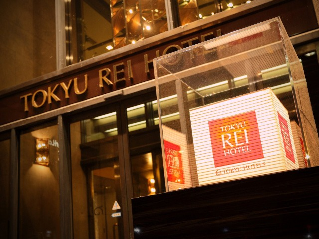 高松東急REIホテル エントランス