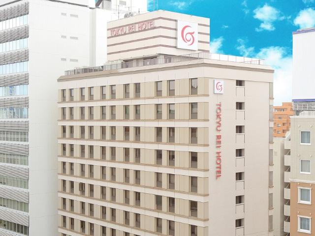 高松東急REIホテル 外観