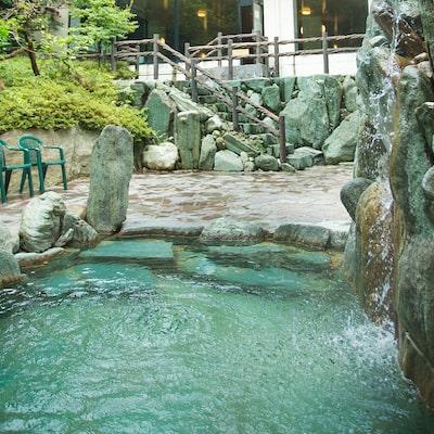 祖谷渓温泉ホテル秘境の湯イメージ