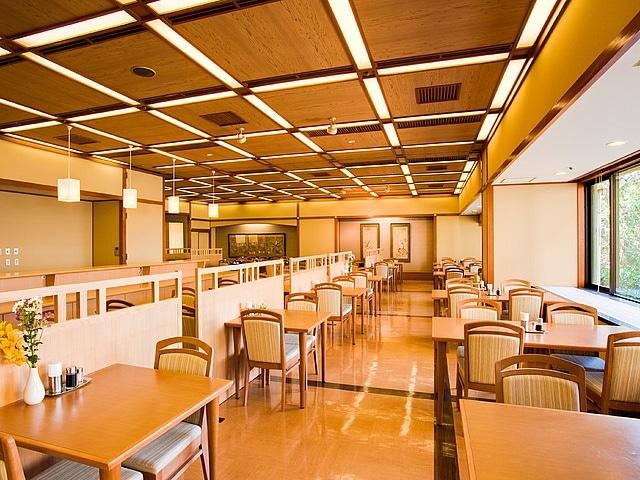 玉造温泉 保性館 レストラン「聚楽」