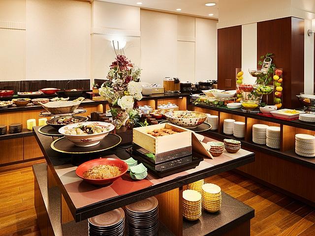 ホテル法華クラブ鹿児島 朝食バイキングイメージ