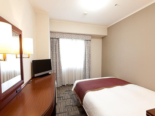 ホテル法華クラブ鹿児島 シングルルーム 14㎡