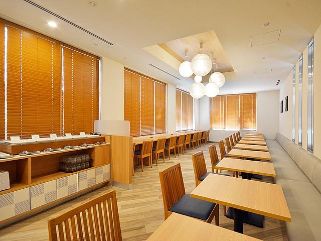 【西葛西】ベストウェスタン東京西葛西グランデ レストラン