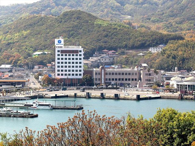 小豆島温泉 オーキドホテル 外観