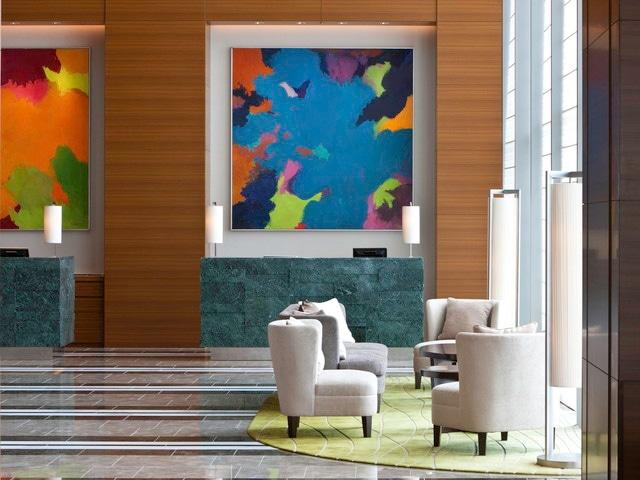 シェラトングランドホテル広島 ロビー