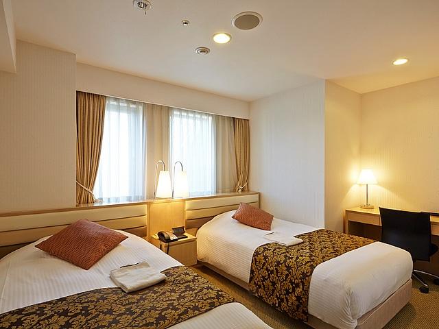 【亀戸】エクセルシティーホテル スタンダードツイン