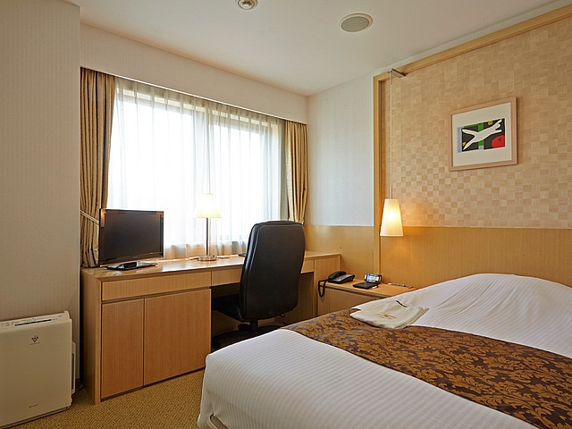 【亀戸】エクセルシティーホテル シングル・セミダブル