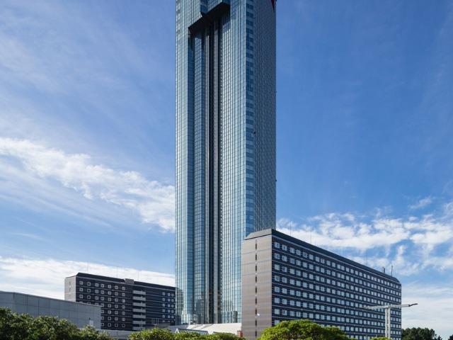 アパホテル&リゾート〈東京ベイ幕張〉 外観