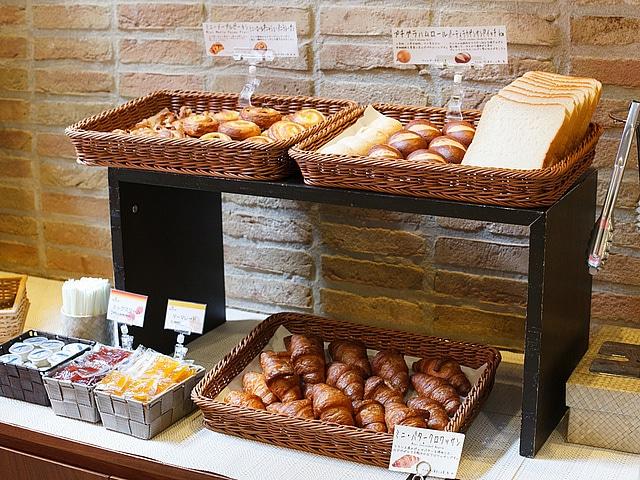 【五反田】アリエッタホテル&トラットリア 朝食