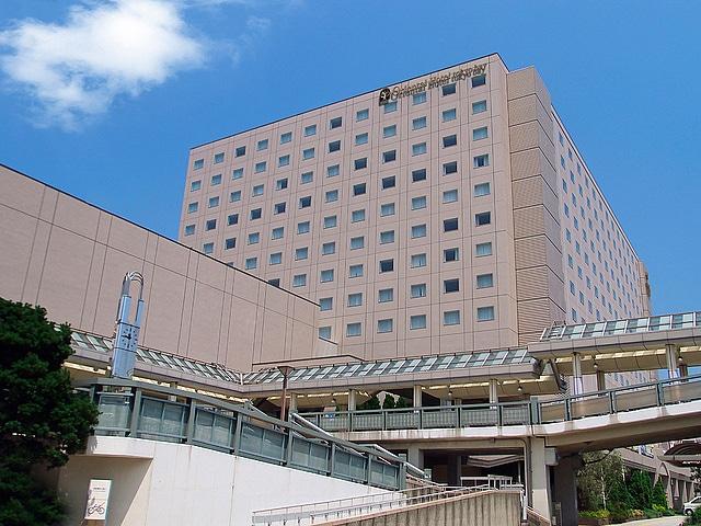 【新浦安】オリエンタルホテル東京ベイ 外観