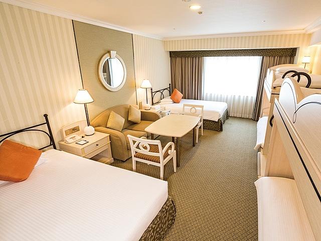 【新浦安】オリエンタルホテル東京ベイ グランデ6