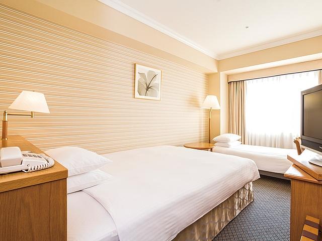 【新浦安】オリエンタルホテル東京ベイ カジュアルダブル