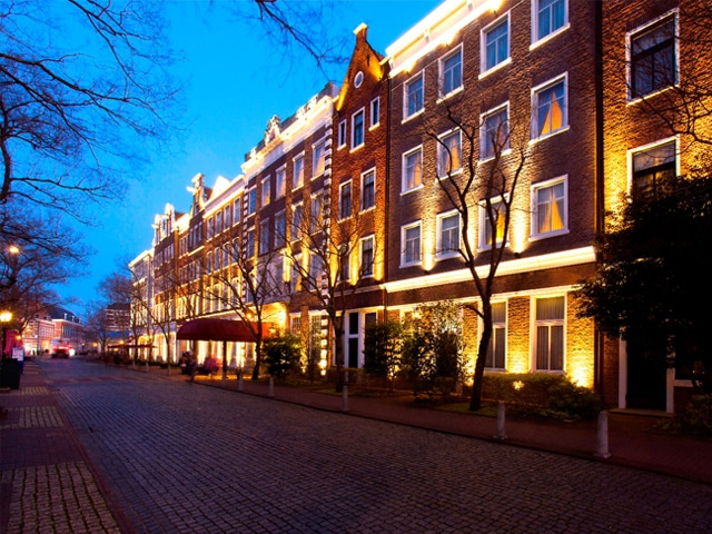 ホテルアムステルダム 外観