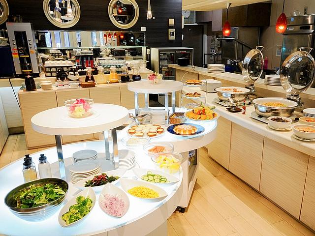 グランパークホテル パネックス東京 レストラン