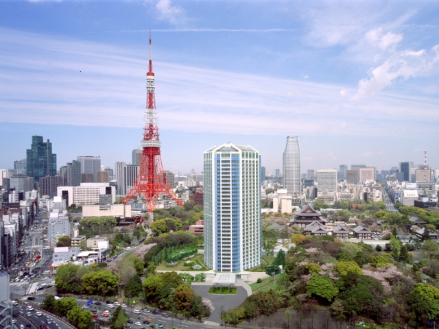 ザ・プリンスパークタワー東京 外観
