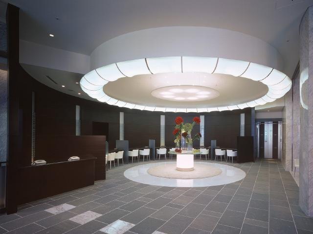 ザ・プリンスパークタワー東京 ロビー