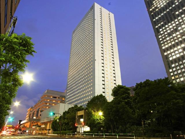 サンシャインシティプリンスホテル 外観