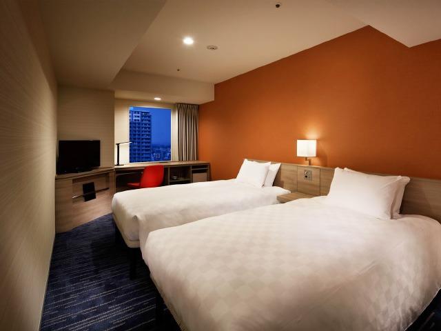【池袋】サンシャインシティプリンスホテル シティフロアツインルーム