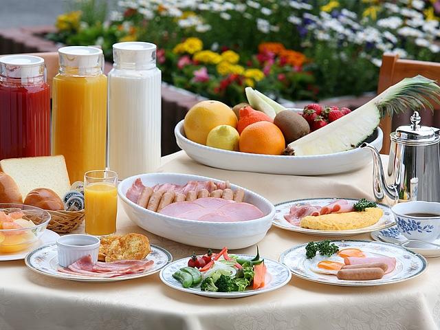 ホテルクラウンパレス小倉 朝食イメージ