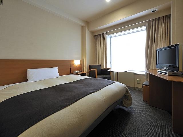 ホテルクラウンパレス北九州 シングルルーム 16㎡