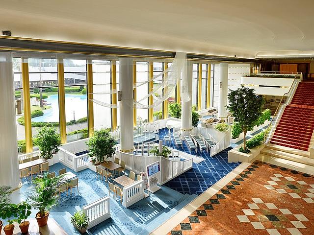 東京ベイ舞浜ホテル ファーストリゾート ロビー