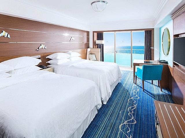【舞浜】シェラトングランデトーキョーベイホテル オーシャンドリームルーム