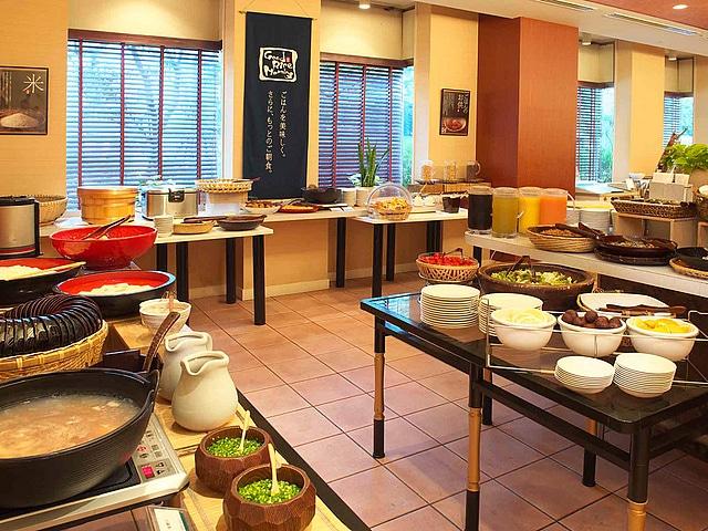 【浜松町】チサンホテル浜松町 朝食イメージ